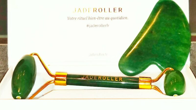 A quoi sert le Jade Roller outil beauté tellement Tendance ?