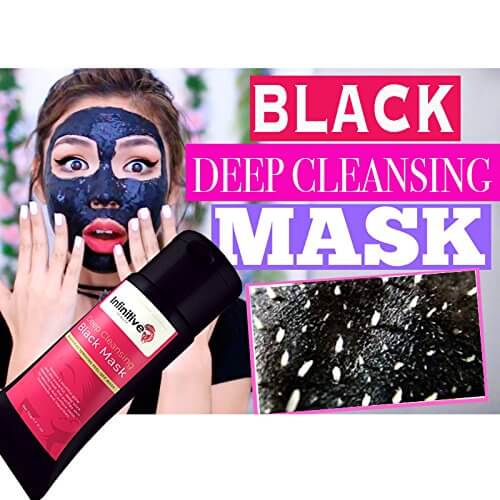 black mask masque noir efficace