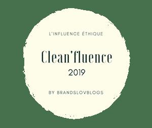 blog beauté influenceur clean'fluence