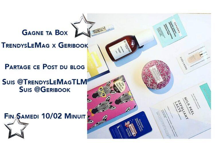 concours box geribook jeu facebook
