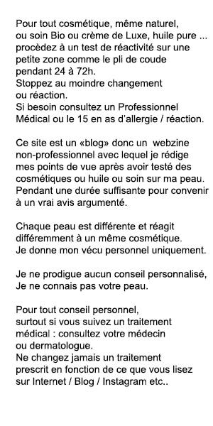 conseil cosmetique beaute blog webzine lyon geribook peau