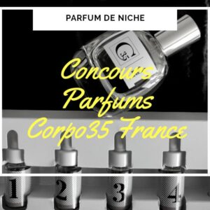 Concours Parfums Corpo35 / Maud Chevalier – Captain Rossi