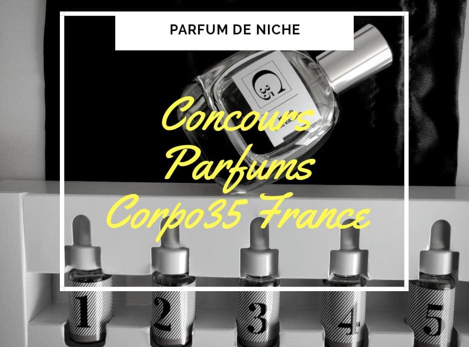 corpo35 parfum parfums niche