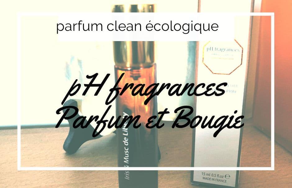 parfum bio clean ecologique