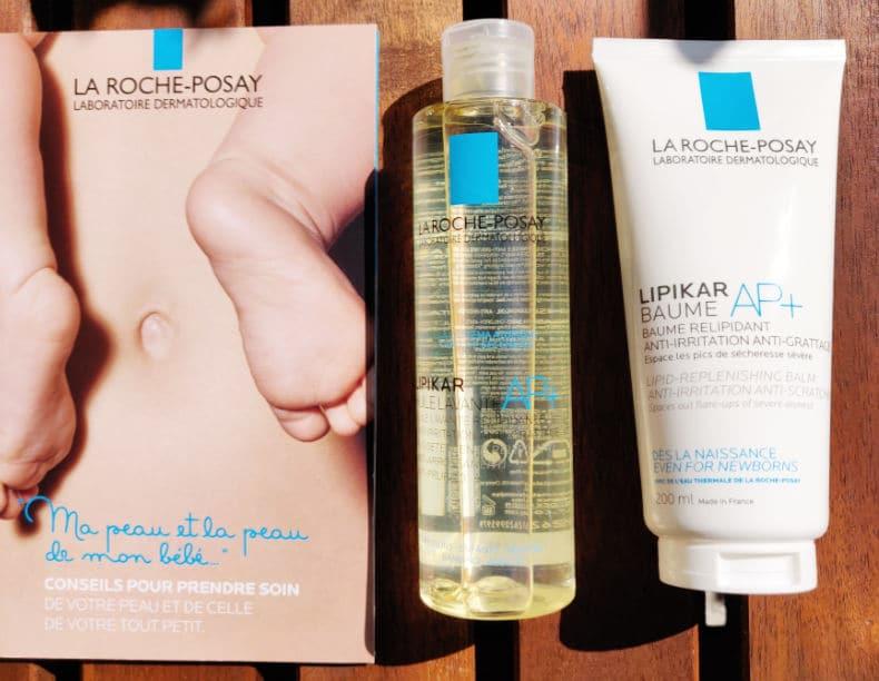 peau atopique eczema lipikar karite