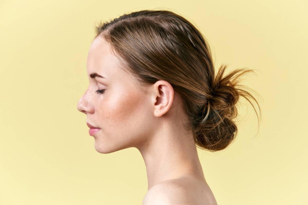 Vitamine C acide ascobic jolie peau, teint éclatant, fermeté du visage