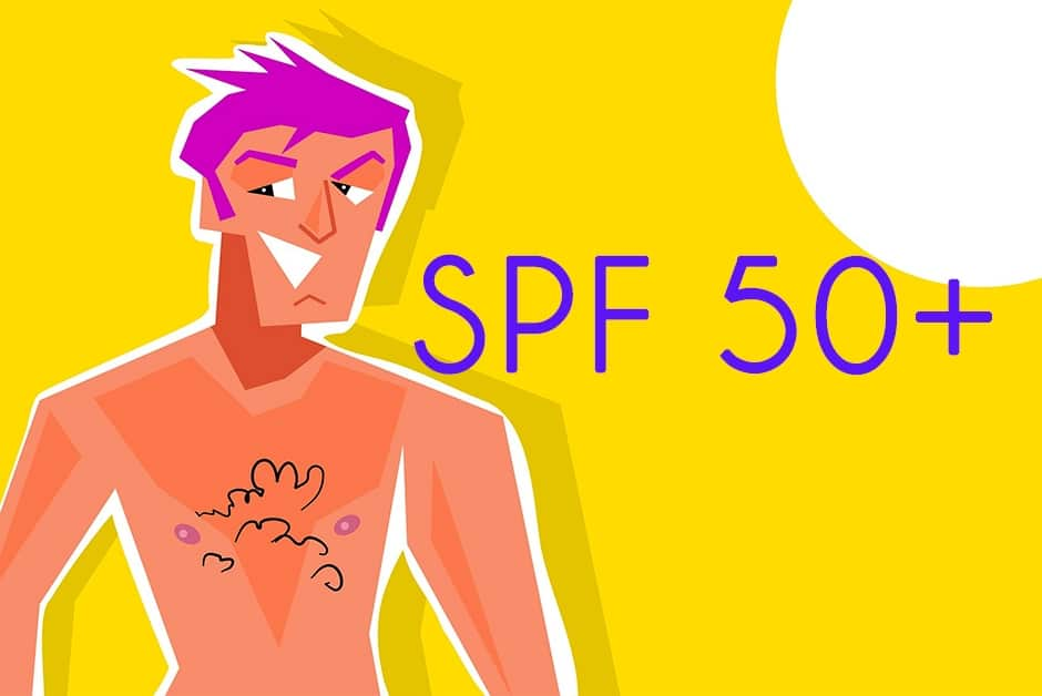 protection solaire spf 50 homme femme enfant