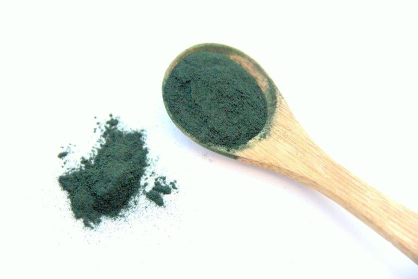 Spiruline algue santé beauté